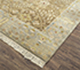 Jaipur Rugs - Hand Knotted Wool Beige and Brown EPR-37 Area Rug Floorshot - RUG1082083