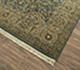 Jaipur Rugs - Hand Knotted Wool Green EPR-87 Area Rug Floorshot - RUG1077756