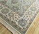 Jaipur Rugs - Hand Knotted Wool Blue EPR-92 Area Rug Floorshot - RUG1091252