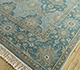 Jaipur Rugs - Hand Knotted Wool Blue EPR-92 Area Rug Floorshot - RUG1091377