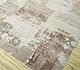 Jaipur Rugs - Hand Knotted Wool and Bamboo Silk Ivory ESK-314 Area Rug Floorshot - RUG1091107