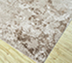 Jaipur Rugs - Hand Knotted Wool and Bamboo Silk Ivory ESK-401 Area Rug Floorshot - RUG1088408