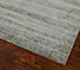 Jaipur Rugs - Hand Knotted Wool and Bamboo Silk Grey and Black ESK-404 Area Rug Floorshot - RUG1063710