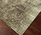 Jaipur Rugs - Hand Knotted Wool and Bamboo Silk Beige and Brown ESK-404 Area Rug Floorshot - RUG1057720