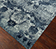 Jaipur Rugs - Hand Knotted Wool and Bamboo Silk Blue ESK-405 Area Rug Floorshot - RUG1063813