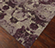 Jaipur Rugs - Hand Knotted Wool and Bamboo Silk Pink and Purple ESK-405 Area Rug Floorshot - RUG1053556