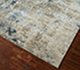 Jaipur Rugs - Hand Knotted Wool and Bamboo Silk Beige and Brown ESK-407 Area Rug Floorshot - RUG1057550