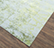 Jaipur Rugs - Hand Knotted Wool and Bamboo Silk Green ESK-411 Area Rug Floorshot - RUG1073717