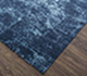 Jaipur Rugs - Hand Knotted Wool and Bamboo Silk Blue ESK-411 Area Rug Floorshot - RUG1076517