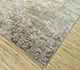 Jaipur Rugs - Hand Knotted Wool and Bamboo Silk Grey and Black ESK-411 Area Rug Floorshot - RUG1094454