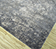 Jaipur Rugs - Hand Knotted Wool and Bamboo Silk Grey and Black ESK-411 Area Rug Floorshot - RUG1094455
