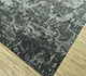 Jaipur Rugs - Hand Knotted Wool and Bamboo Silk Blue ESK-413 Area Rug Floorshot - RUG1089360