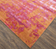 Jaipur Rugs - Hand Knotted Wool and Bamboo Silk Pink and Purple ESK-430 Area Rug Floorshot - RUG1074642