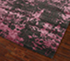 Jaipur Rugs - Hand Knotted Wool and Bamboo Silk Pink and Purple ESK-431 Area Rug Floorshot - RUG1057348