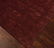 Jaipur Rugs - Hand Knotted Wool and Bamboo Silk Red and Orange ESK-431 Area Rug Floorshot - RUG1062151