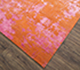 Jaipur Rugs - Hand Knotted Wool and Bamboo Silk Pink and Purple ESK-431 Area Rug Floorshot - RUG1074626