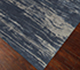 Jaipur Rugs - Hand Knotted Wool and Bamboo Silk Blue ESK-432 Area Rug Floorshot - RUG1067583
