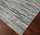 Jaipur Rugs - Hand Knotted Wool and Bamboo Silk Grey and Black ESK-433 Area Rug Floorshot - RUG1064841