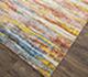 Jaipur Rugs - Hand Knotted Wool and Bamboo Silk Ivory ESK-433 Area Rug Floorshot - RUG1074630