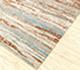 Jaipur Rugs - Hand Knotted Wool and Bamboo Silk Ivory ESK-433 Area Rug Floorshot - RUG1087829