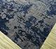 Jaipur Rugs - Hand Knotted Wool and Bamboo Silk Blue ESK-446 Area Rug Floorshot - RUG1088534