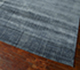 Jaipur Rugs - Hand Knotted Wool and Bamboo Silk Blue ESK-472 Area Rug Floorshot - RUG1053784