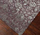Jaipur Rugs - Hand Knotted Wool and Bamboo Silk Pink and Purple ESK-623 Area Rug Floorshot - RUG1053519