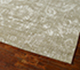 Jaipur Rugs - Hand Knotted Wool and Bamboo Silk Beige and Brown ESK-624 Area Rug Floorshot - RUG1039034