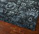 Jaipur Rugs - Hand Knotted Wool and Bamboo Silk Blue ESK-624 Area Rug Floorshot - RUG1057257