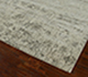 Jaipur Rugs - Hand Knotted Wool and Bamboo Silk Ivory ESK-624 Area Rug Floorshot - RUG1057260