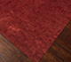 Jaipur Rugs - Hand Knotted Wool and Bamboo Silk Red and Orange ESK-624 Area Rug Floorshot - RUG1068755
