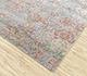 Jaipur Rugs - Hand Knotted Wool and Bamboo Silk Blue ESK-632 Area Rug Floorshot - RUG1088195