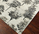 Jaipur Rugs - Hand Knotted Wool and Bamboo Silk Ivory ESK-660 Area Rug Floorshot - RUG1057282