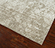 Jaipur Rugs - Hand Knotted Wool and Bamboo Silk Beige and Brown ESK-662 Area Rug Floorshot - RUG1077386