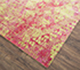 Jaipur Rugs - Hand Knotted Wool and Bamboo Silk Pink and Purple ESK-662 Area Rug Floorshot - RUG1070990