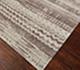 Jaipur Rugs - Hand Knotted Wool and Bamboo Silk Ivory ESK-663 Area Rug Floorshot - RUG1065511