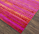 Jaipur Rugs - Hand Knotted Wool and Bamboo Silk Pink and Purple ESK-663 Area Rug Floorshot - RUG1074634