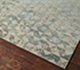 Jaipur Rugs - Hand Knotted Wool and Bamboo Silk Ivory ESK-680 Area Rug Floorshot - RUG1053626