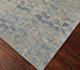 Jaipur Rugs - Hand Knotted Wool and Bamboo Silk Grey and Black ESK-680 Area Rug Floorshot - RUG1065602