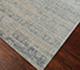 Jaipur Rugs - Hand Knotted Wool and Bamboo Silk Grey and Black ESK-681 Area Rug Floorshot - RUG1062186