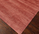 Jaipur Rugs - Hand Loom Wool and Viscose Red and Orange HWV-2000 Area Rug Floorshot - RUG1062337