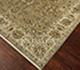 Jaipur Rugs - Hand Knotted Wool Green JC-106 Area Rug Floorshot - RUG1050004