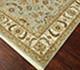 Jaipur Rugs - Hand Knotted Wool Blue JC-132 Area Rug Floorshot - RUG1020703