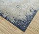 Jaipur Rugs - Hand Knotted Wool and Silk Blue JPL-03 Area Rug Floorshot - RUG1088173