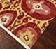 Jaipur Rugs - Hand Knotted Wool Gold LCA-02 Area Rug Floorshot - RUG1075515