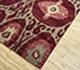 Jaipur Rugs - Hand Knotted Wool Grey and Black LCA-02 Area Rug Floorshot - RUG1076585