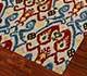Jaipur Rugs - Hand Knotted Wool Ivory LCA-05 Area Rug Floorshot - RUG1054927