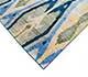 Jaipur Rugs - Hand Knotted Wool Blue LCA-07 Area Rug Floorshot - RUG1054928