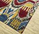 Jaipur Rugs - Hand Knotted Wool Ivory LCA-09 Area Rug Floorshot - RUG1078539