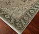 Jaipur Rugs - Hand Knotted Wool Green LCA-601 Area Rug Floorshot - RUG1054943